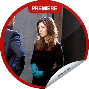 Steffie Doll's Body of Proof Season 3 Premiere Sticker | GetGlue