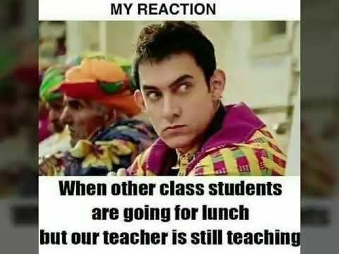 Funny Students Life Memes Youtube Latest Funny Jokes Funny School Jokes School Quotes Funny