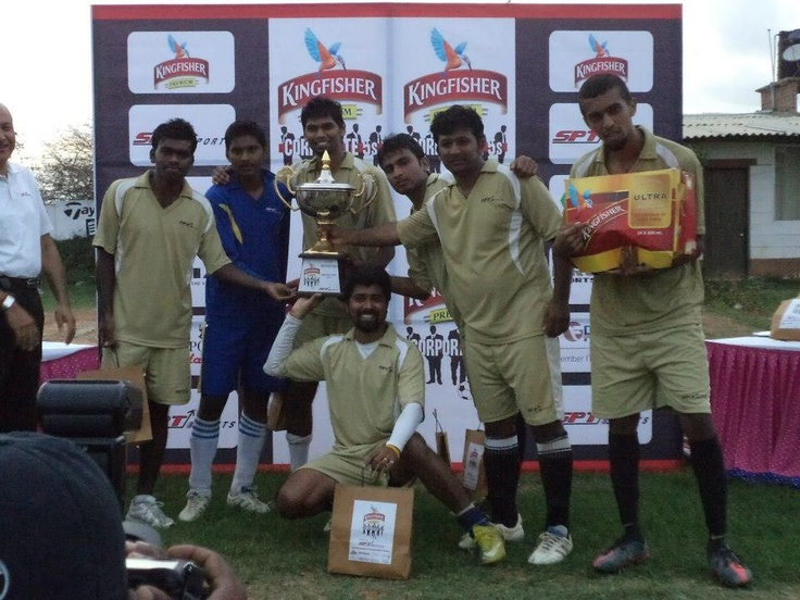 Kingfisher Corporate 5s (8th & 9th sep, 2012)