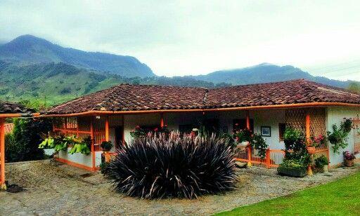 Casa de campo - Antioquia -Colombia