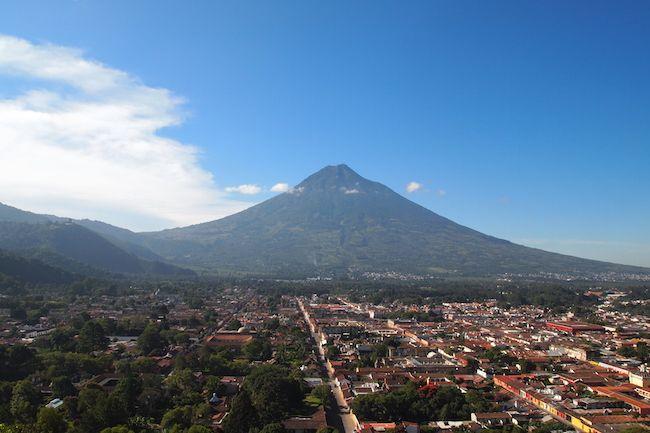 グアテマラ世界遺産の街アンティグア! | 海外移住計画。