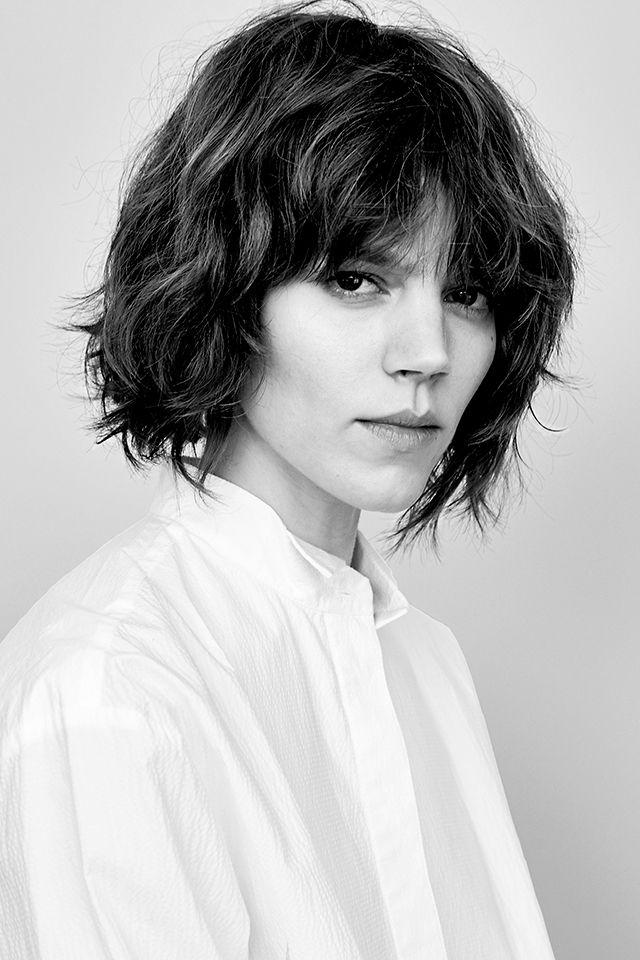 Freja Beha Erichsen reveals her best hair trick | Read more at H&M Magazine