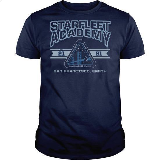 STAR TREK/STARFLEET ACADEMY EARTH - #graphic t shirts #zip up hoodie. CHECK PRICE => https://www.sunfrog.com/TV-Shows/STAR-TREKSTARFLEET-ACADEMY-EARTH-.html?60505