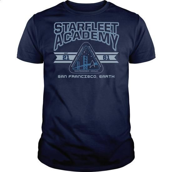 STAR TREK/STARFLEET ACADEMY EARTH - #graphic t shirts #zip up hoodie. CHECK PRICE => https://www.sunfrog.com/TV-Shows/STAR-TREKSTARFLEET-ACADEMY-EARTH-.html?60505