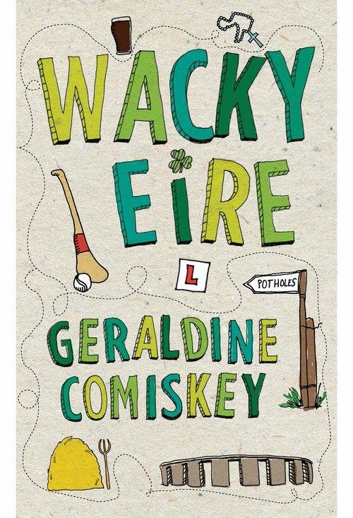 Wacky Eire - Irish Humour - Humour - Books