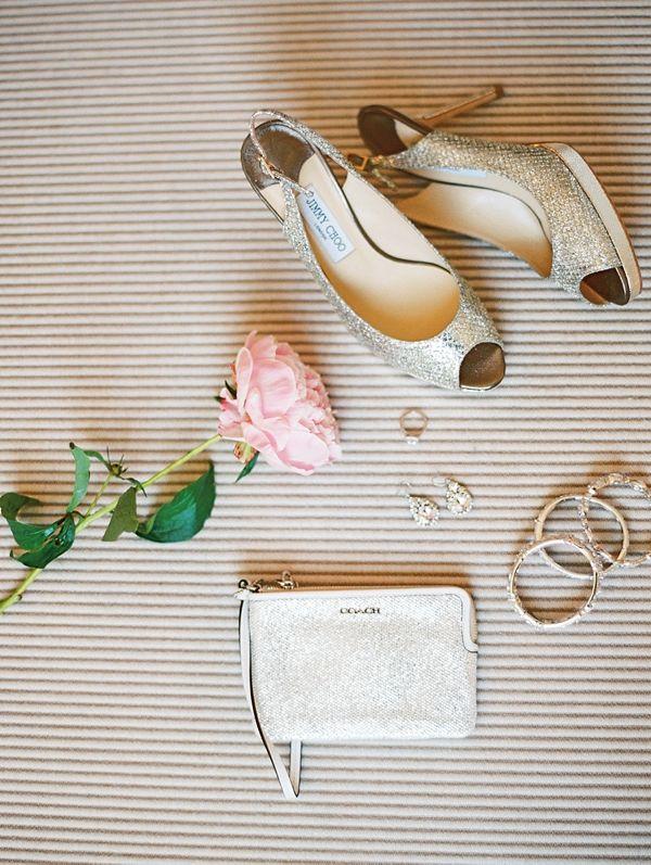 Bride's details. #contax645 #fujifilm #fuji400 #film photographer #film #jimmychoo #jimmychooweddingshoes public hotel wedding chicago brittamarie.com_0007