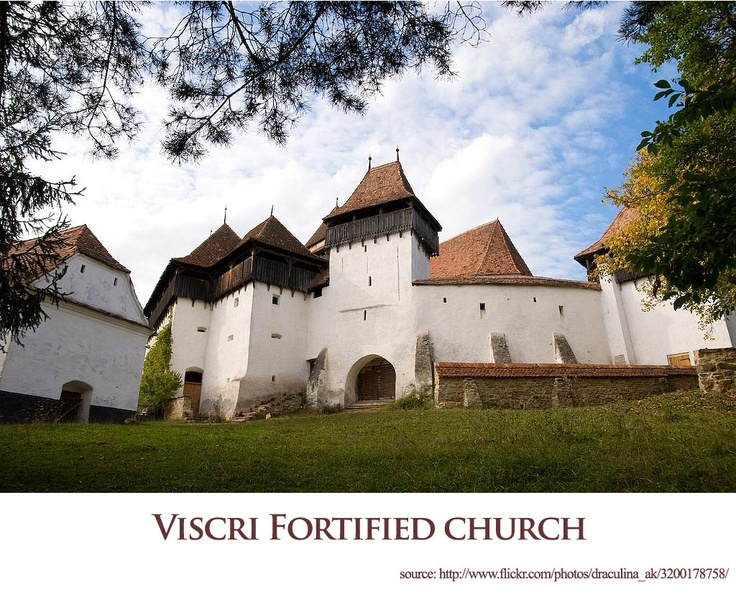 Viscri Fortified Church  https://www.facebook.com/FromTransylvaniaWithLove