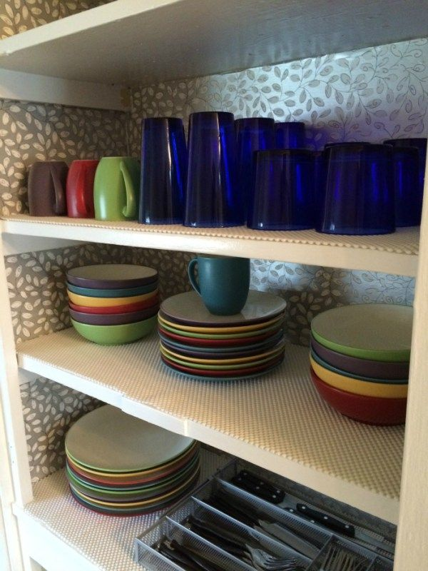 How To Create Open Kitchen Shelving - Dwelling In Happiness