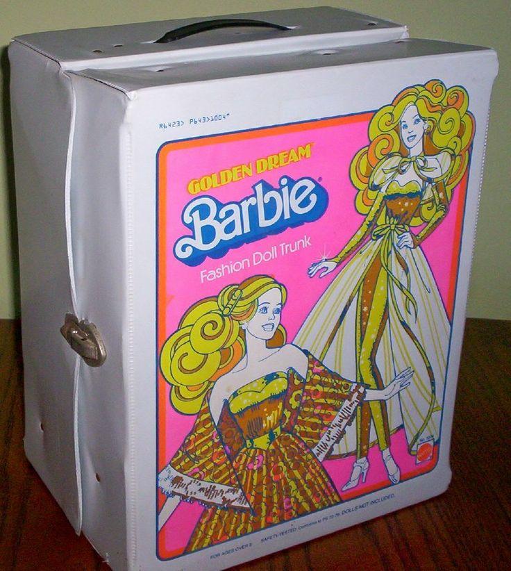 barbie trunk case - Google Search