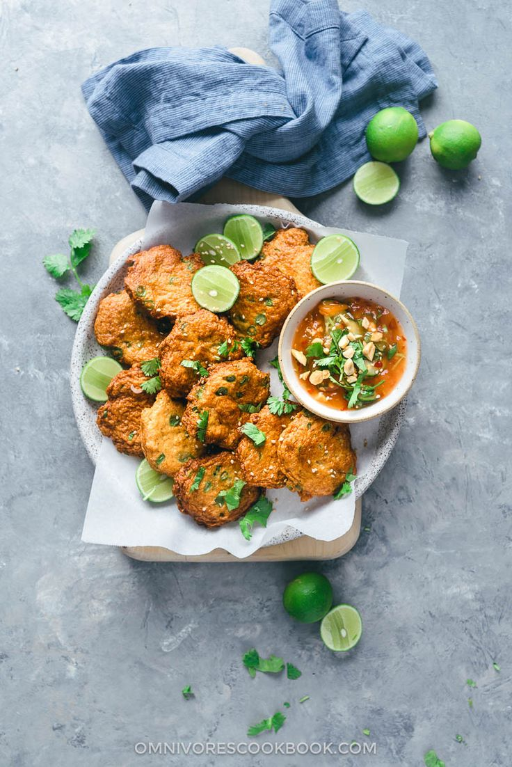 60 best something fishy images on pinterest fish recipes for Thai fish cakes