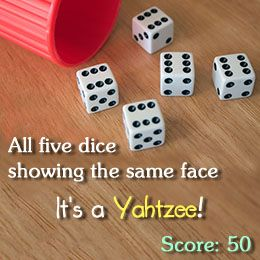 Interested In Playing Dice Games Luck Favors You Every Time You Roll That Dice Or You Just Wanna Try Out A New Game Wit Yahtzee Dice Game Rules Yahtzee Rules