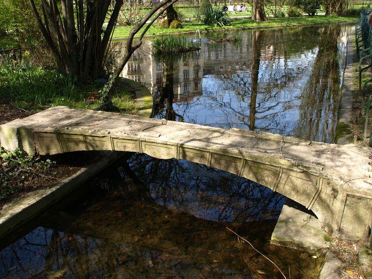 pont du jardin des plantes grenoble en france ponts et viaducs pinterest. Black Bedroom Furniture Sets. Home Design Ideas