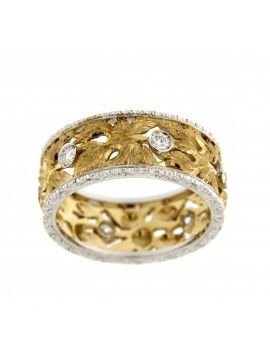 Anello Edera /  Ivy Ring
