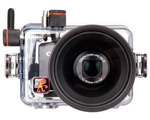 Ikelite Underwater Camera Housing for Canon Poweshot SX280HS *** Click image to review more details.