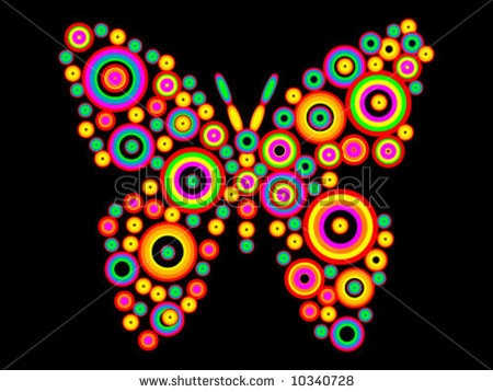 Resultados de la Búsqueda de imágenes de Google de http://image.shutterstock.com/display_pic_with_logo/95882/95882,1205317480,4/stock-vector-butterfly-made-of-color-circles-vector-illustration-10340728.jpg