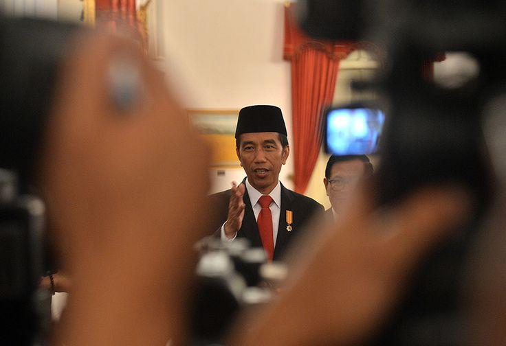 Setelah Prabowo dan Megawati, Jokowi Terima Surya Paloh