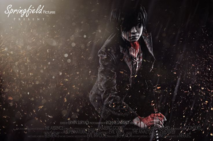 Yakuza (Original Cosplay) by springfieldpictures.deviantart.com on @DeviantArt