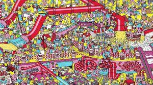 photograph about Where's Waldo Printable identified as Picture outcome for wheres waldo printable Enjoyable Pinterest