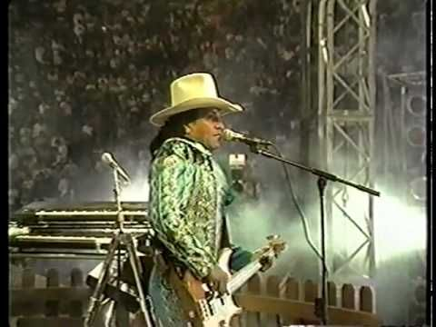 ▶ BRONCO - Amigo Bronco En Vivo En La Plaza Mexico 1994 - YouTube