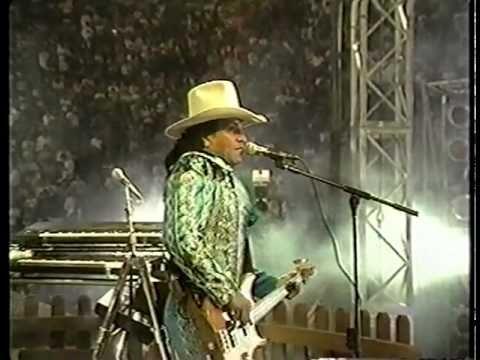 ▶ BRONCO - Amigo Bronco En Vivo En La Plaza Mexico 1994 - YouTube