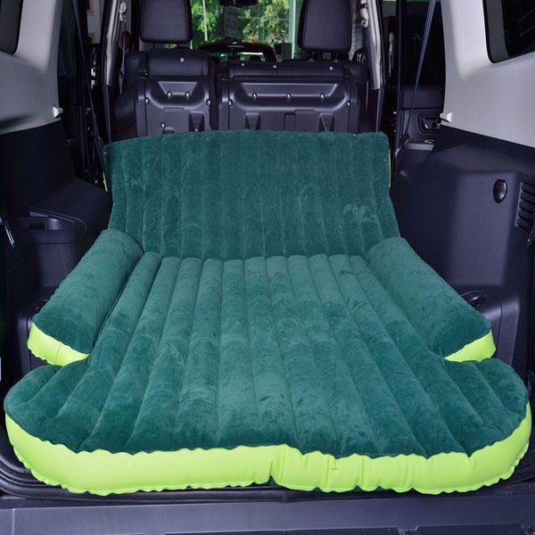 [US$84.99] Универсальный На открытом воздухе Travel Авто Надувной матрас Air Bed для внедорожников  #travel