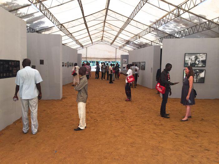 ART AFRICA at the 10th Bamako Encounters, Mali: Photos