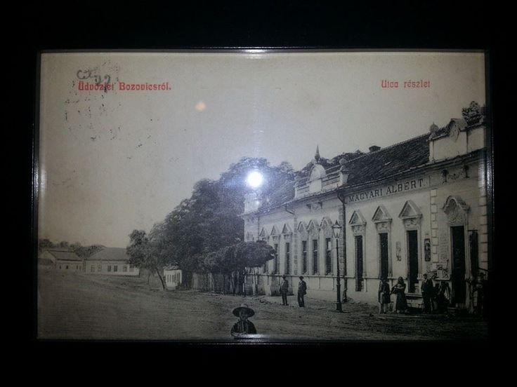 Cu ea am inceput colectia, e o amintire frumoasa :) (Bozovici. Bozovics. old postcards. vintage postcards) #descoperabozovici