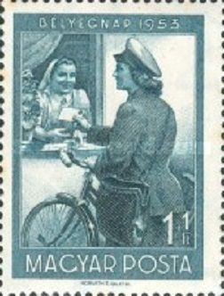 1953 Stamp Day