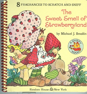Image detail for -lexau hardcover strawberry shortcake s busy book coloring book
