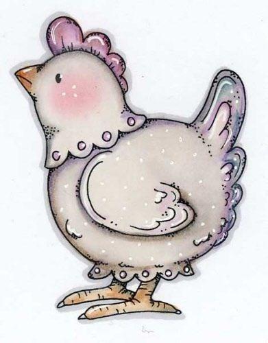 galinha linda