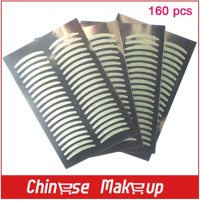 Magro Adhesive invisibilidade fita dupla pálpebra olhos bonitos respirável reflexiva adesivo Hot F050 alishoppbrasil