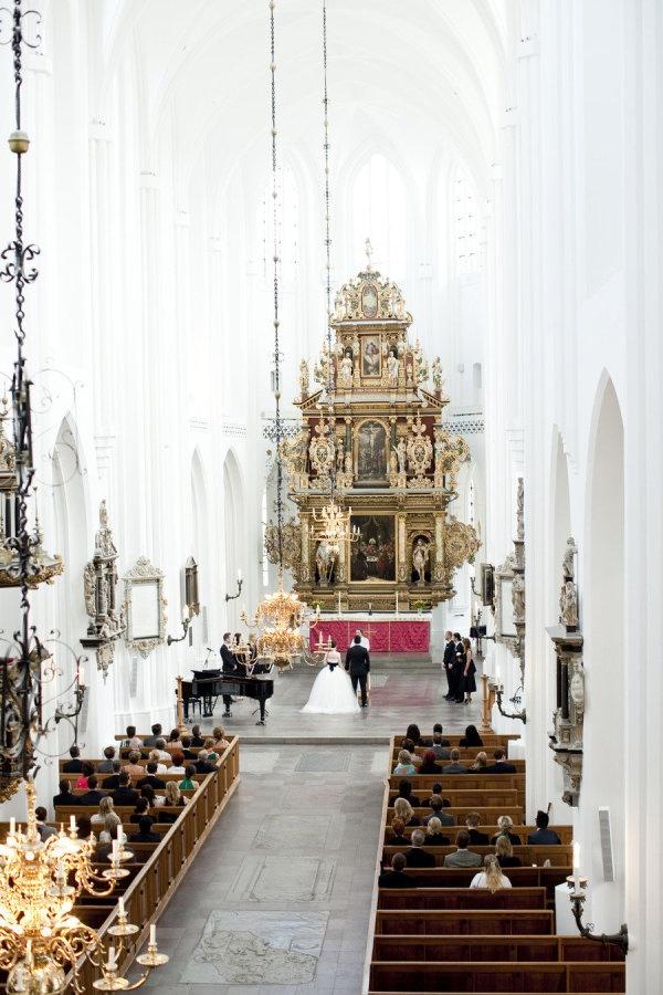 St. Pauli Church in Malmö, Sweden