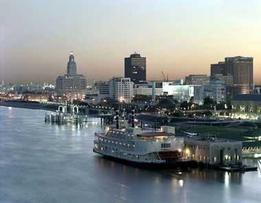 Downtown, Baton Rouge