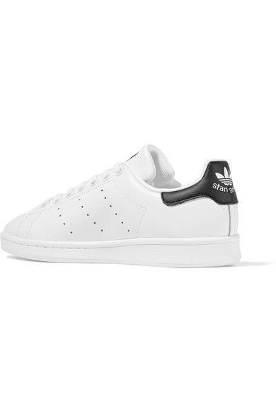 adidas Originals - Stan Smith Leather Sneakers - White - US10.5