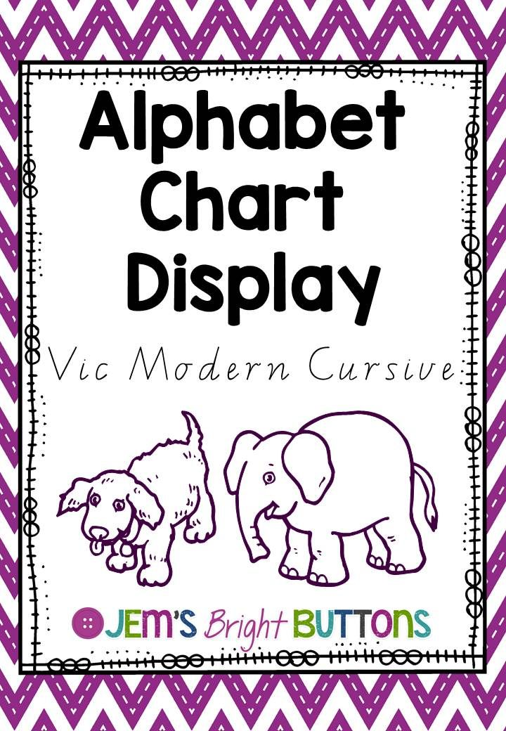 Cursive Letter Tracing Templates Lowercase A-Z