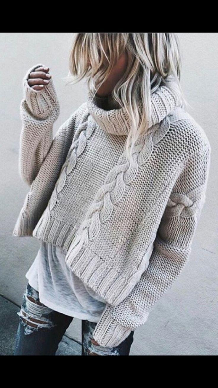 Ich brauche diesen Pullover! – Renate Strickt