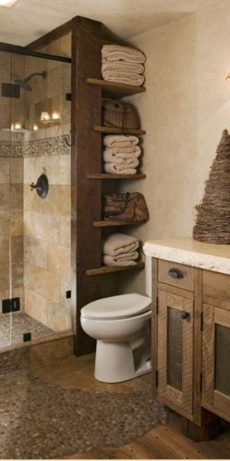 love shelves   thnk about updating the upstairs bathroom like this   Or  cabana. 17 Best images about Cabana Bathroom Remodel Ideas on Pinterest
