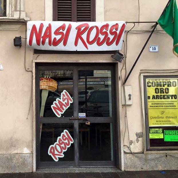 La sede dei #NasiRossi per il #Carnevale 2016