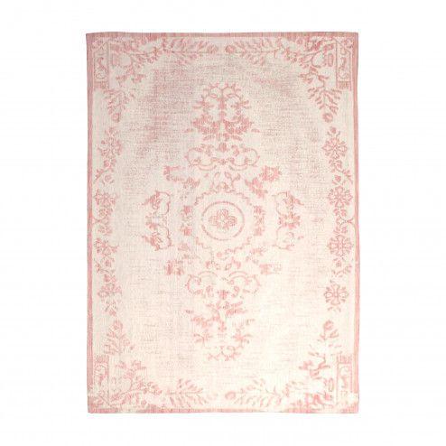 By-Boo Vloerkleed 'Oase' 200 x 290cm, kleur pink