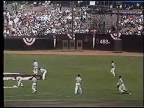 Mickey Mantle 1969 - Mickey Mantle Day, Yankee Stadium, 6/8/1969, WPIX-TV - YouTube