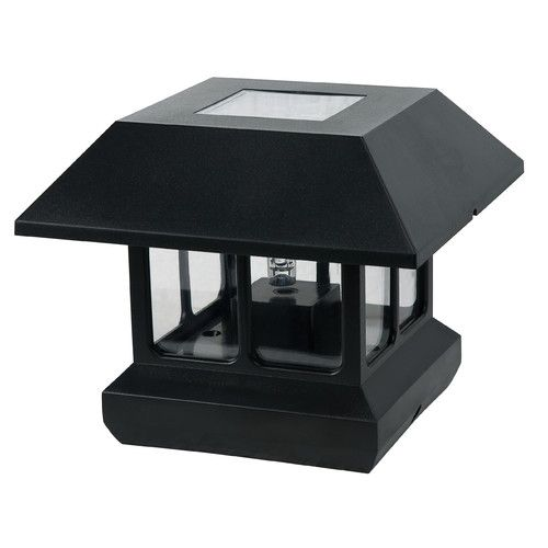 Found it at Wayfair - Solar Post Light