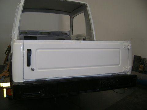 Suzuki Sj410 Fiberglass Body Alles Anders Op Wiele