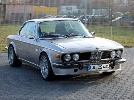 Mko Cs M5 E9 Coupe With An E39 M5 Engine Via Classic And Vintage