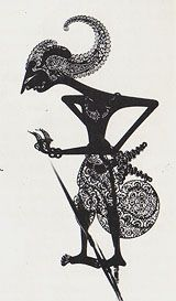 puppets-2.  The Wayang Kulit Shadow Puppet Theater of Indonesia