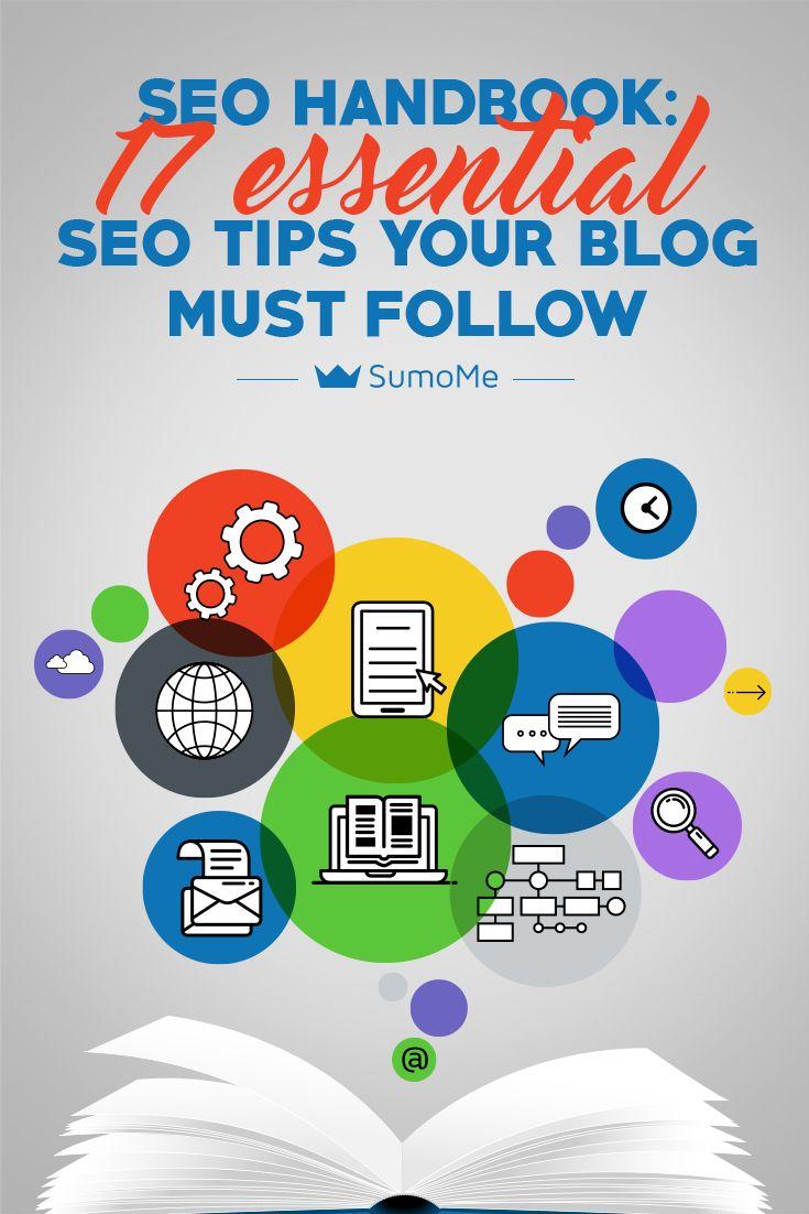 SEO Handbook: 17 Essential SEO Tips Your Blog MUST Follow - SumoMe