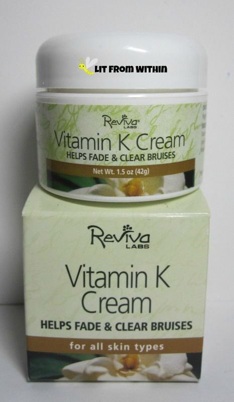 Reviva Labs Vitamin K cream
