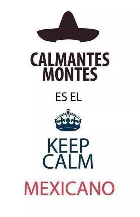 Calmantes montes!!