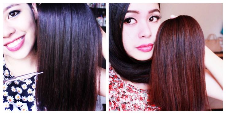 DIY Natural Hair Lightener- How to Get Highlights on your Hair Without D...