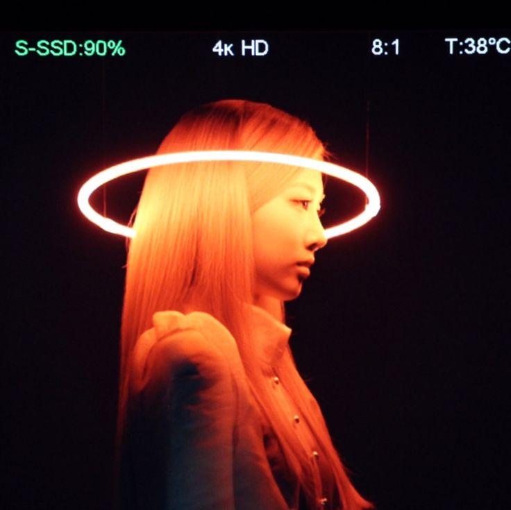 LOONA - Kim Lip 김립 (Kim JungEun 김정은) 'Girl Of The Month' №6 'ECLIPSE' filming #이달의소녀 #LOOΠΔ