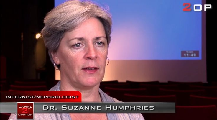 """Dr. Suzanne Humphries on Vaccine Safety: """"They Don't Want You to Hear the Other Side"""" 